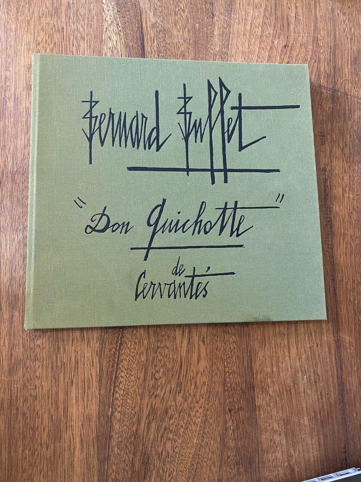 """Featured image for """"Bernard Buffet / Don Quichotte de Cervantés / Maurice Garnier / 1989"""""""